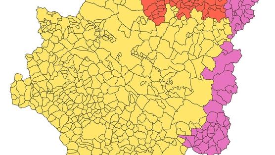 municipis llengua arago